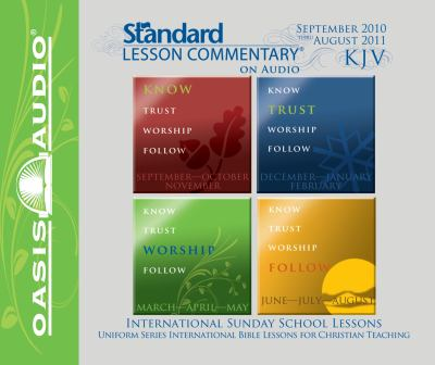 Standard Lesson Commentary (Complete 2010-2011 Year) 9781598597523