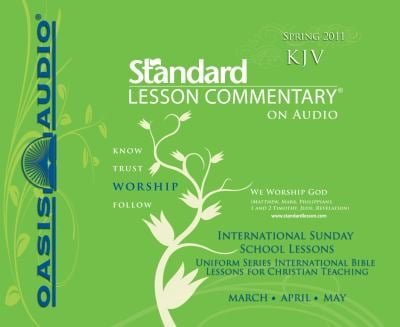 Standard Lesson Commentary (Spring 2011) 9781598597509