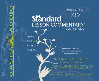 Standard Lesson Commentary (Winter 2010-2011) 9781598597493