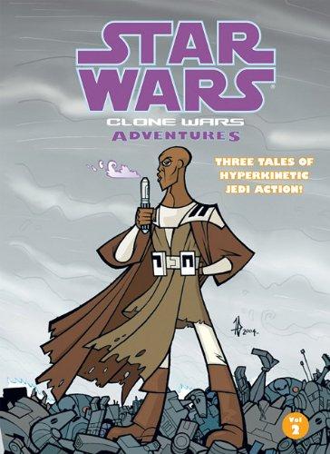 Star Wars: Clone Wars Adventures, Volume 2 9781599619057