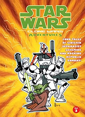 Star Wars: Clone Wars Adventures, Volume 3 9781599619064