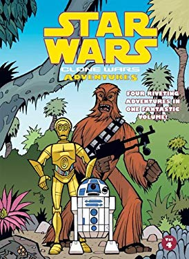 Star Wars: Clone Wars Adventures: Vol. 4 9781599619071