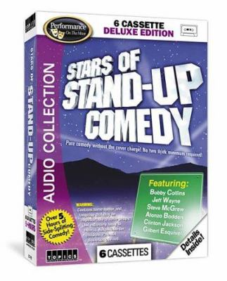 Stars of Standup Comedy 9781591501312