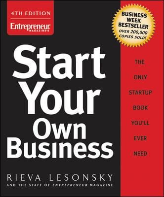Start Your Own Business 9781599180816