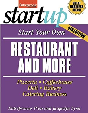 Start Your Own Restaurant Business and More 4/E 9781599184432