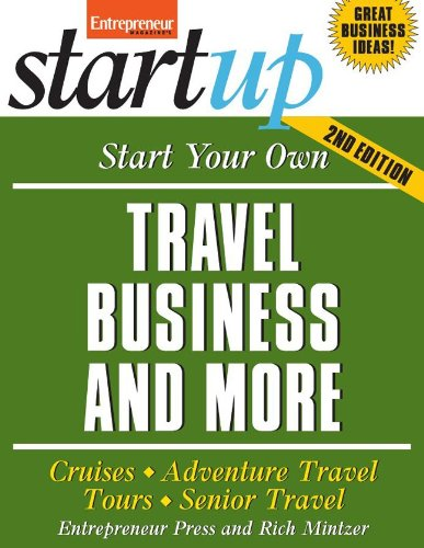 Start Your Own Travel Business and More 2/E 9781599184333