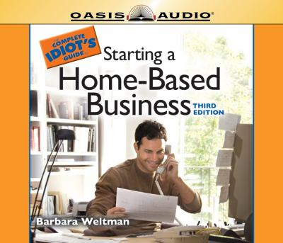 Starting a Home-Based Business 9781598592641