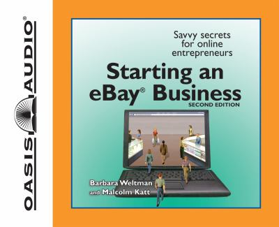 Starting an eBay Business 9781598593310
