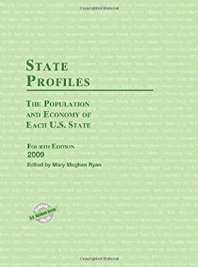 State Profiles: The Population and Economy of Each U.S. State 9781598883688