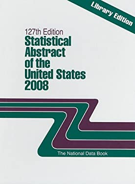 Statistical Abstract of the United States 9781598881813
