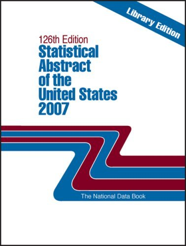 Statistical Abstract of the United States: Library Edition 9781598880793