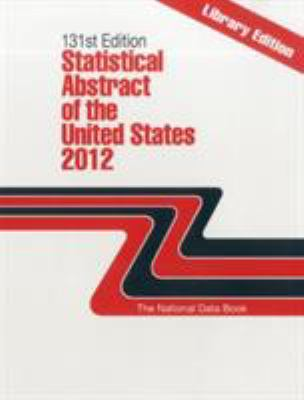 Statistical Abstract of the United States: The National Data Book 9781598885033