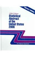 Statistical Abstract of the United States 9781598880083