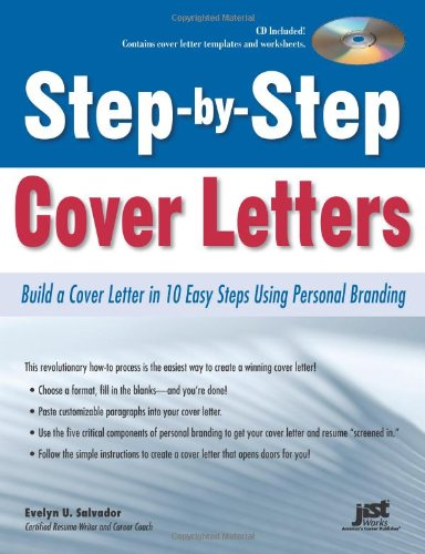 Step-By-Step Cover Letters 9781593577803