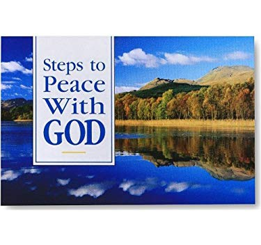 Steps to Peace with God: Scenic 9781593281762