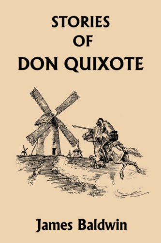 Stories of Don Quixote Written Anew for Children 9781599152127