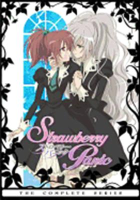Strawberry Panic Complete Collection