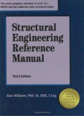 Structural Engineering Reference Manual, 3rd Ed. 9781591260554