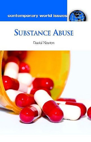 Substance Abuse: A Reference Handbook 9781598845099