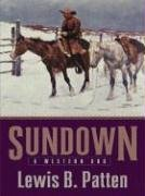 Sundown: A Western Duo 9781594141331