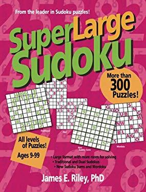 Super Large Sudoku 9781596471030