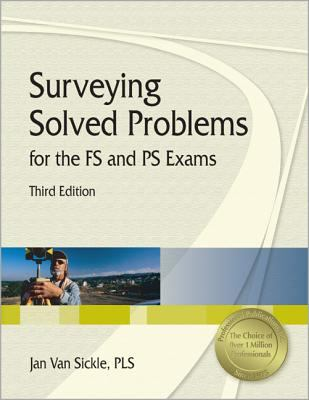 Surveying Solved Problems for the Fs and PS Exams 9781591260844