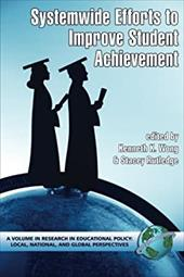 System-Wide Efforts to Improve Student Achievement (PB)