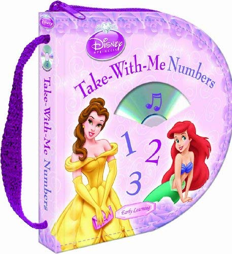 Take-With-Me Numbers [With CD] 9781590694817