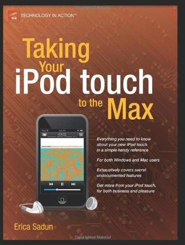 Taking Your iPod Touch to the Max 9781590599877