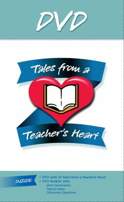 Tales from a Teacher's Heart [With Booklet] 9781596670990