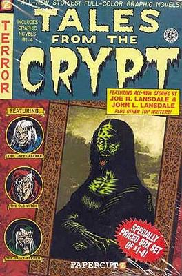 Tales from the Crypt #1-4 9781597071277