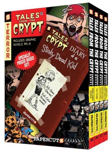 Tales from the Crypt, Volumes 5-8 9781597071758