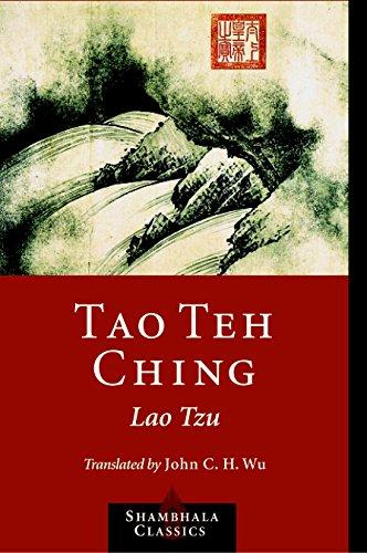 Tao Te Ching 9781590302460