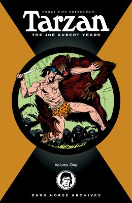 Tarzan: The Joe Kubert Years Volume 1 9781593074043