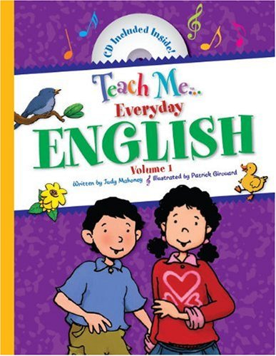 Teach Me... Everyday English, Volume 1 [With CD] 9781599721088