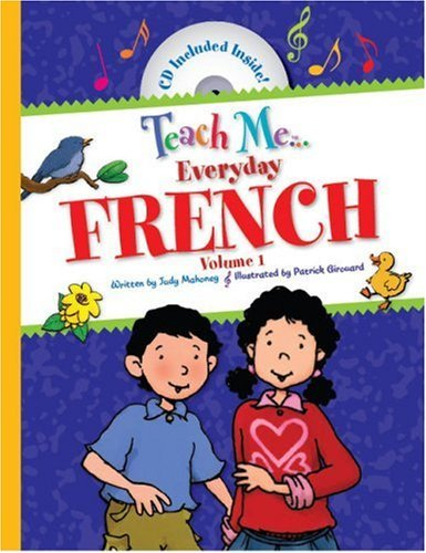 Teach Me... Everyday French, Volume 1 [With CD] 9781599721019