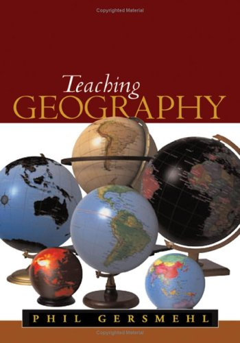 Teaching Geography 9781593851552