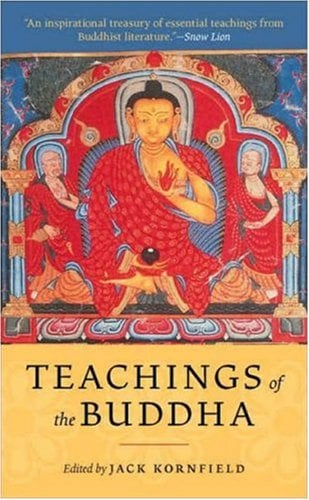 Teachings of the Buddha 9781590305089