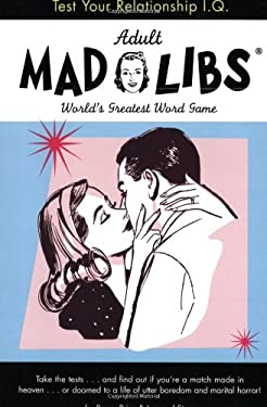 Test Your Relationship I.Q. Mad Libs