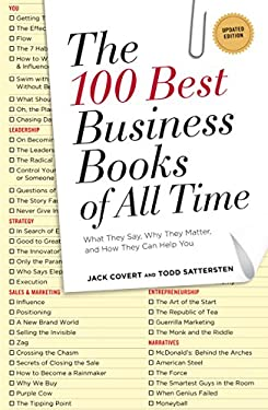 The 100 Best Business Books of All Time: What They Say, Why They Matter, and How They Can Help You 9781591844464