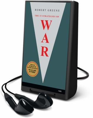 The 33 Strategies of War [With Headphones] 9781598959741