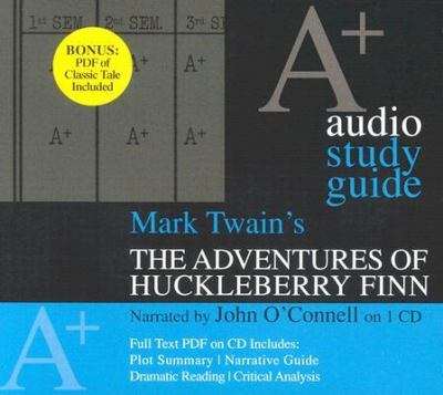 The Adventures of Huckleberry Finn 9781594835513