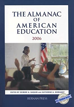 The Almanac of American Education 9781598880069
