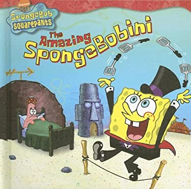 The Amazing Spongebobini 9781599613628
