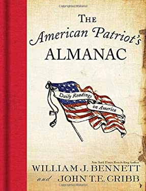 The American Patriot's Almanac 9781595552679