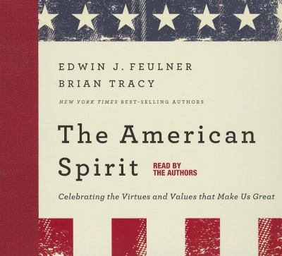The American Spirit 9781596595293