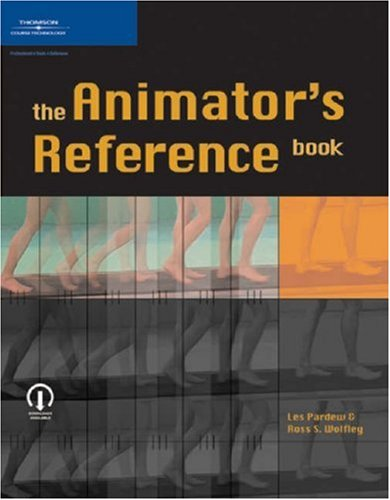 The Animator's Reference Book 9781592006755