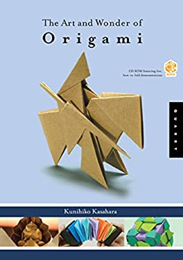 The Art and Wonder of Origami [With Crdom] 9781592532131