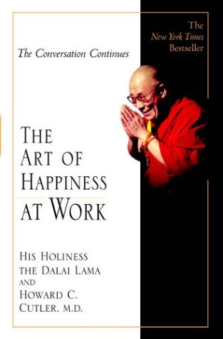 The Art of Happiness at Work 9781594480546