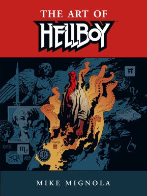 The Art of Hellboy 9781593070892